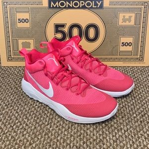 NEW Nike Zoom Rev Basketball Shoes Breast Cancer